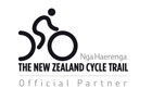 NZ Cycle Trail logo